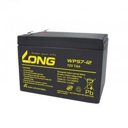 Baterija Long WPS7-12 12V 7Ah