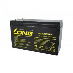 Baterija Long WP1236W 12V 9Ah