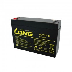 Baterija Long WP7-6 6V 7Ah