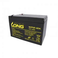 Baterija Long WP12-12A 12V...