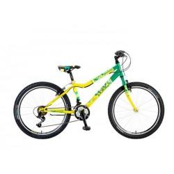 Polar Geronimo 24 green-yellow