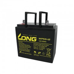 Baterija Long WP55-12 12V 55Ah