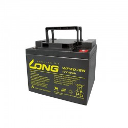 Baterija Long WP40-12N 12V 40A