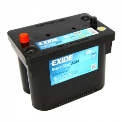Exide Start-Stop AGM EK508...