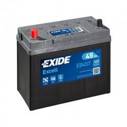 Exide Excell EB457 12V 45Ah...