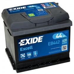 Exide Excell EB442 12V 44Ah...