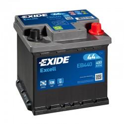 Exide Excell EB440 12V 44Ah...