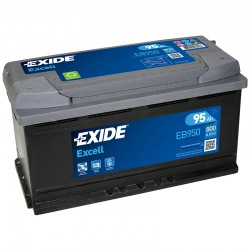 Exide Excell EB950 12V 95Ah...