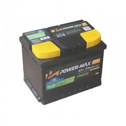 Power-Max PM620 12V 62Ah