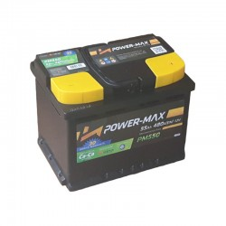 Power-Max PM550 12V 55Ah