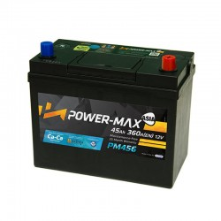 Power-Max Asia PM456 12V 45Ah