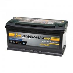 Power-Max Pro PP1000 12V 100Ah