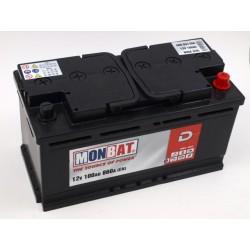 Monbat Dynamic 12V 100AH