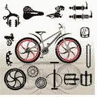 Delovi za bicikle